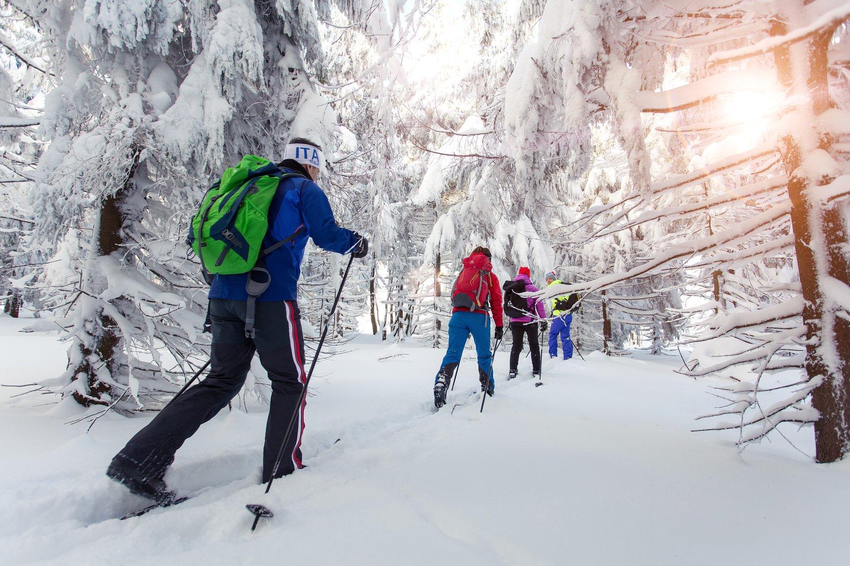 Stoneman Miriquidi Snow Schnee Langlauf Back COuntry Winter Abenteuer