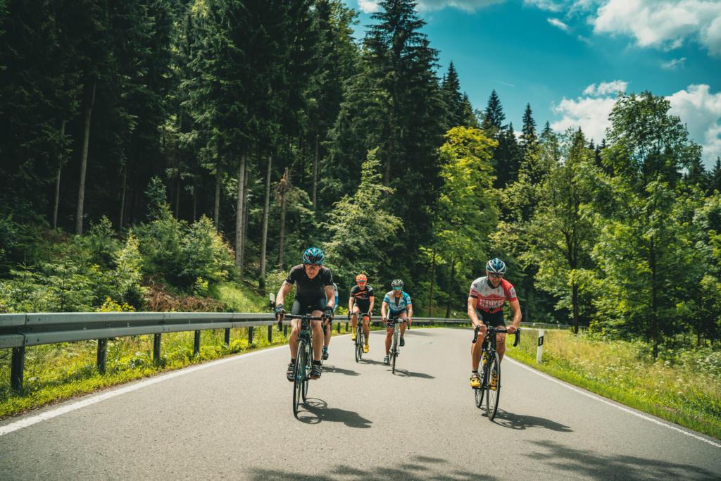 Stoneman Miriquidi Road Rennrad Erzgebirge Guiding geführte Tour