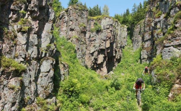 Stoneman Miriquidi Mountainbike MTB Erzgebirge Wolfspinge