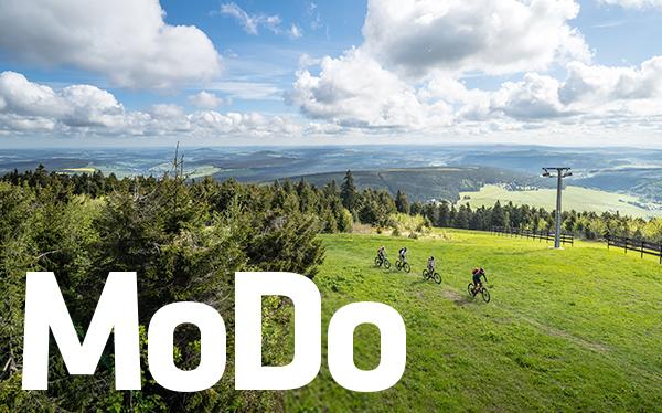 MoDo Stoneman Bike Tour Abenteuer Mountainbike