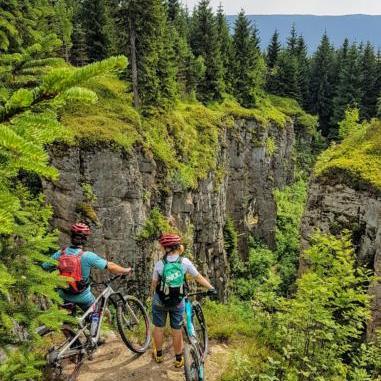 Mountainbike-Tour-Stoneman-Miriquidi-MTB-Abenteuer-Erzgebirge-Ore-Mountains