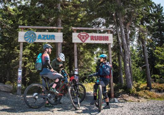 Stoneman Miriquidi Mountainbike MTB Erzgebirge TP Klinovec