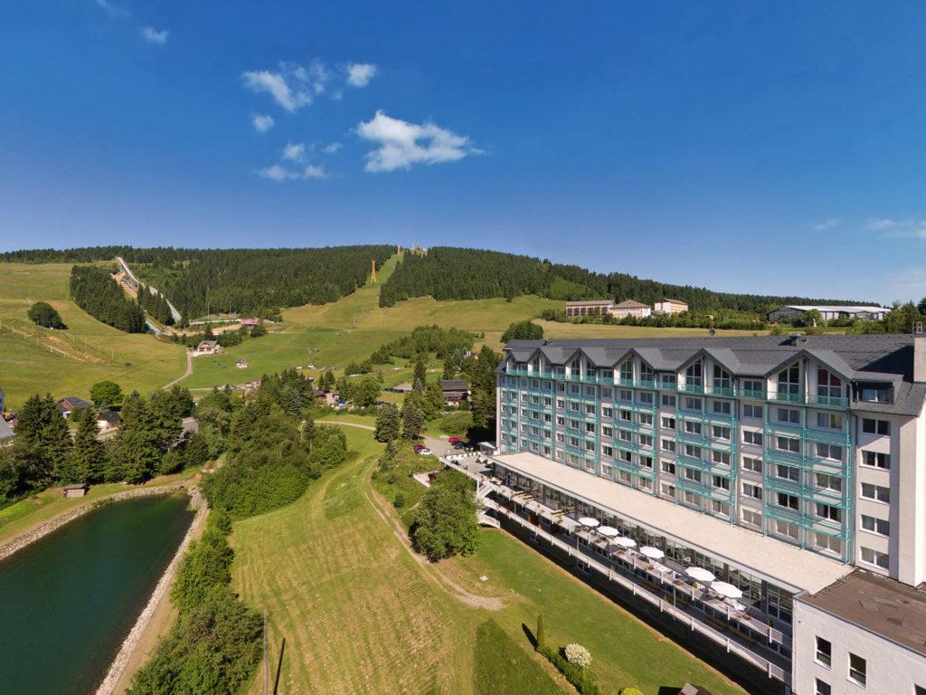 Best Western Ahorn Hotel Oberwiesenthal, city – Logis-Partner Stoneman Miriquidi MTB