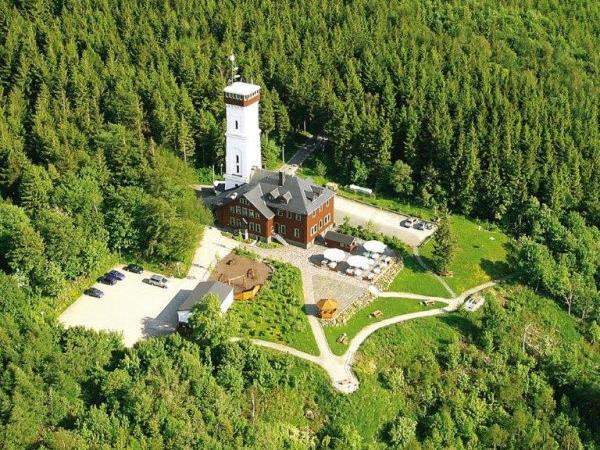 Berghotel Pöhlberg, city – Logis-Partner Stoneman Miriquidi MTB