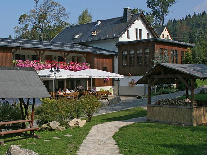 Gasthof und Pension Brettmühle, city – Logis-Partner Stoneman Miriquidi MTB