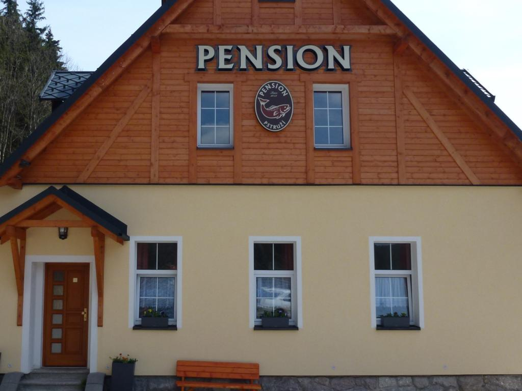 Pension Pstruží, city – Logis-Partner Stoneman Miriquidi MTB
