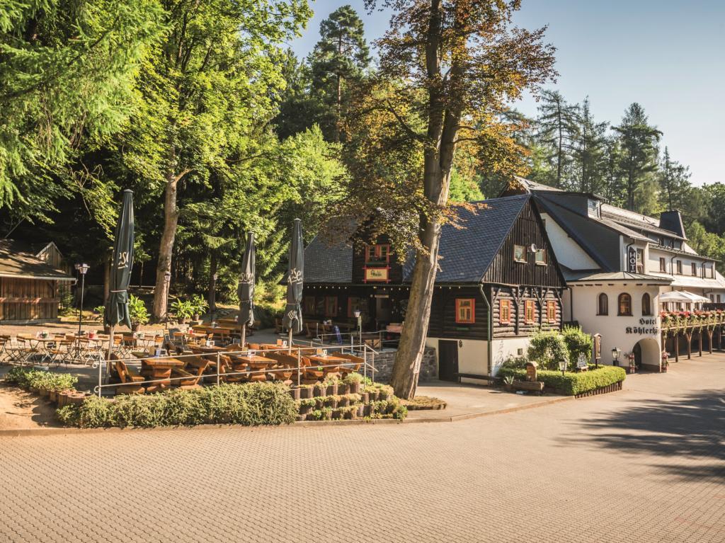 Köhlerhütte, city – Logis-Partner Stoneman Miriquidi MTB
